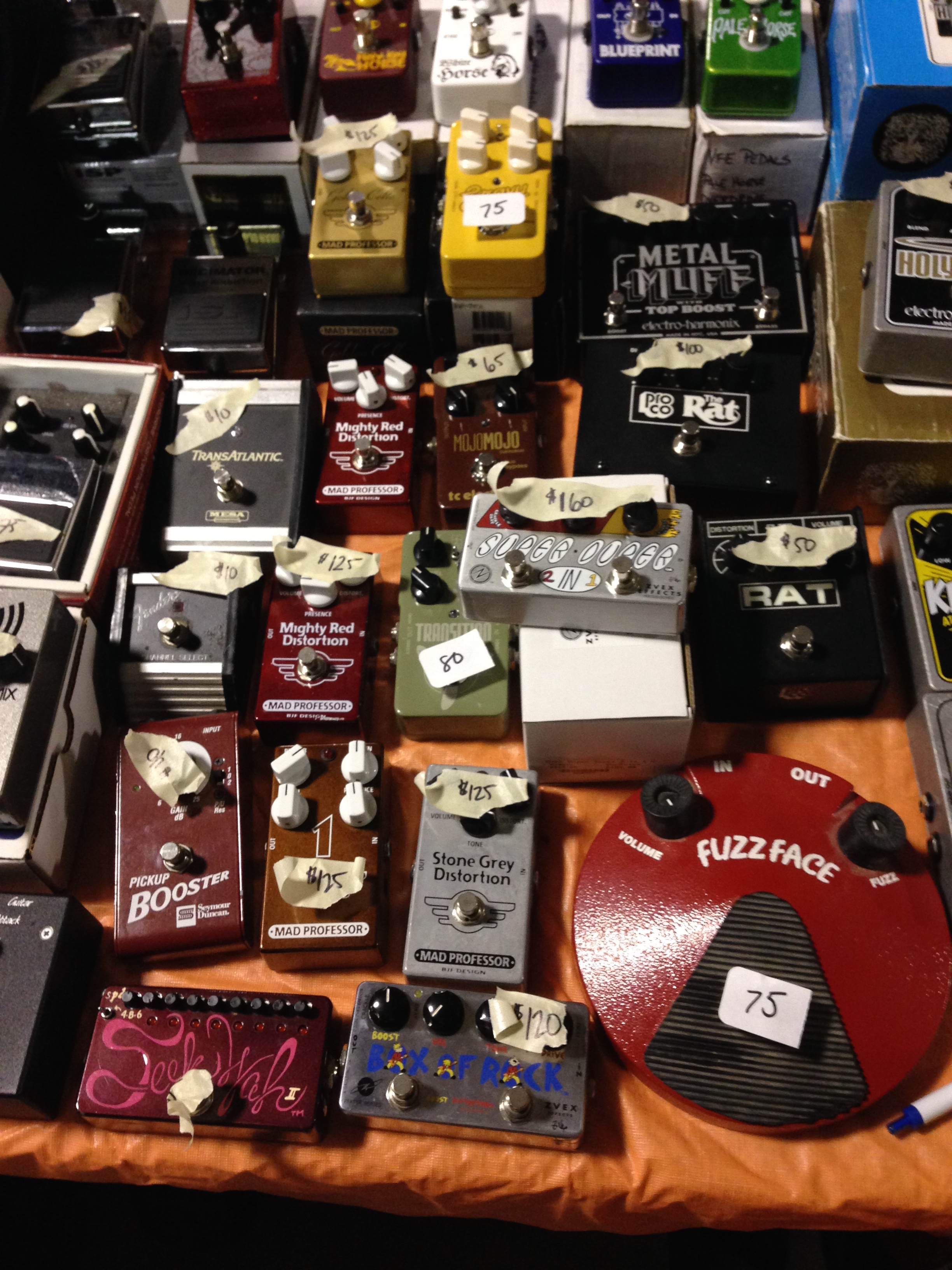 2015 Orlando Guitar Convention