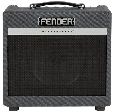 The Shortcomings of the Fender Bassbreaker 007