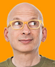Seth Godin is Bald and Wise
