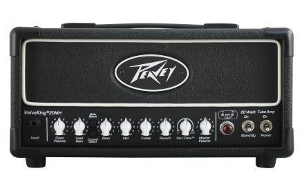 Peavey Valveking II Micro-Head Review