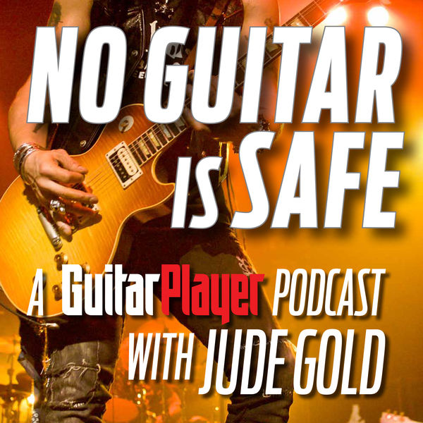 THE Best Guitarist Podcast.  Period.