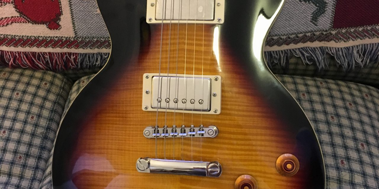 Refretting an Epiphone Les Paul, Part Two