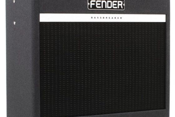 Why Aren't the Bassbreaker Amps Selling?