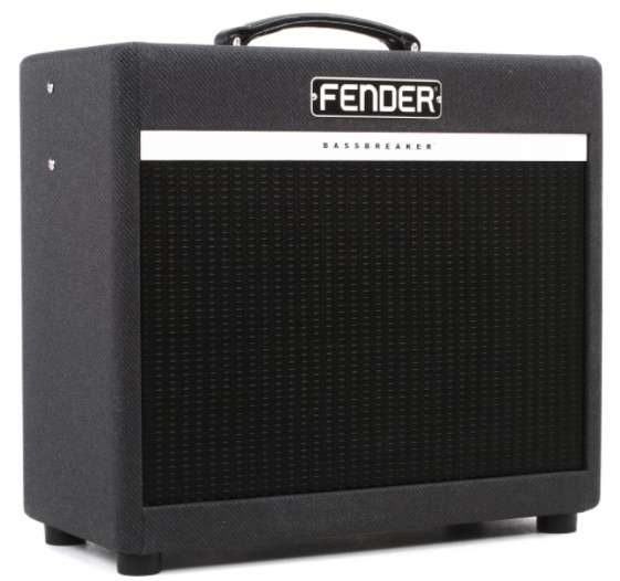 Fender Bassbreaker 15 Combo Amp Review