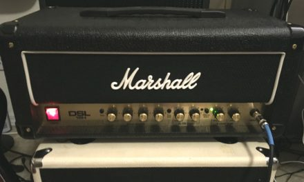 Review – Marshall DSL 15H Tube Amp Head